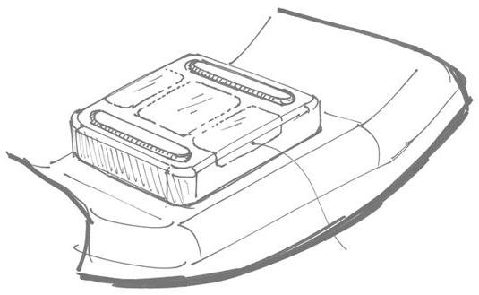 Motiv ring sensor
